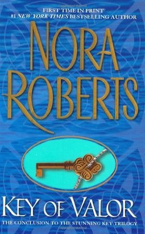 Throwback Thursday Review: Key of Valor by Nora Roberts