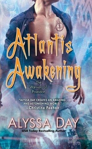 Retro Review: Atlantis Awakening by Alyssa Day