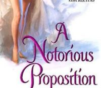 Review: A Notorious Proposal by Adele Ashworth