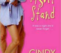 Review: One Night Stand by Cindy Kirk.