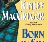 Review: Born in Sin by Kinley MacGregor