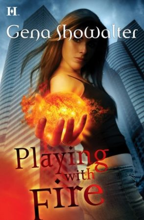 Review: Playing with Fire by Gena Showalter