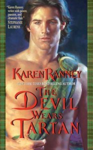 Guest Review: The Devil Wears Tartan by Karen Ranney