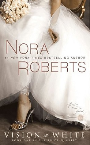 Review: Vision in White by Nora Roberts.