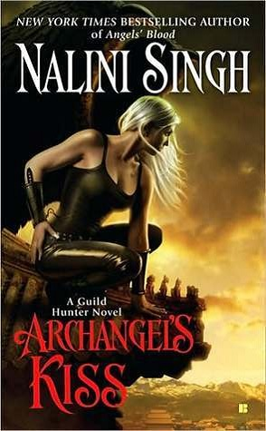 Throwback Thursday Guest Review: Archangel's Kiss by Nalini Singh