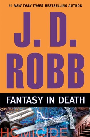 Throwback Thursday Review: Fantasy in Death by J.D. Robb