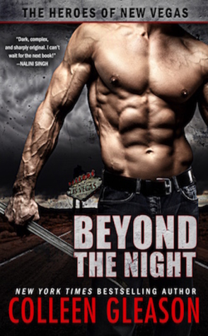 Guest Review: Beyond the Night by Joss Ware