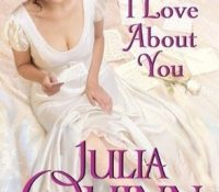 Throwback Thursday Review: Ten Things I Love About You by Julia Quinn.