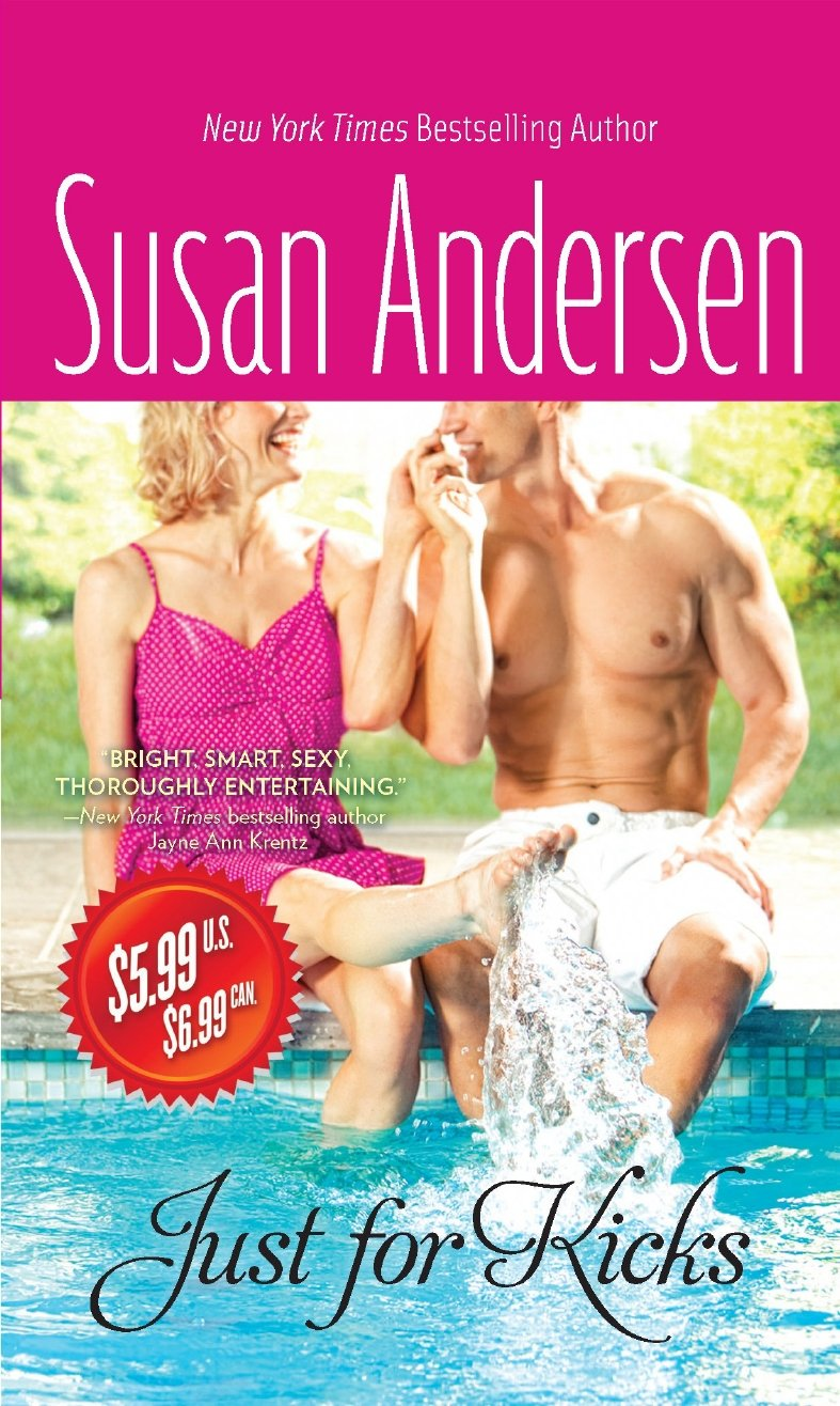 Lightning Review: Just for Kicks by Susan Andersen
