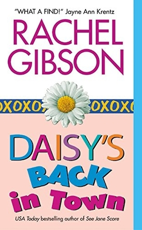 Cartoon-y cover with a daisy in the middle and multi-colored text