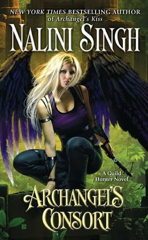 Guest Review: Archangel's Consort by Nalini Singh