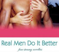 TBR Challenge Review: Real Men Do It Better Anthology by Carrie Alexander, Susan Donovan, Lora Leigh & Lori Wilde