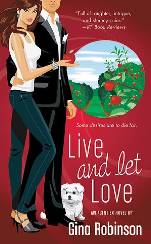 Guest Review: Live and Let Love by Gina Robinson