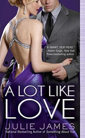 Throwback Thursday Review: A Lot Like Love by Julie James