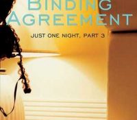Giveaway: Just One Night: Binding Agreement by Kyra Davis