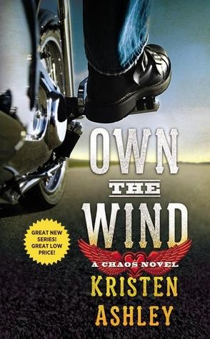 Review: Own the Wind: A Chaos Novel by Kristen Ashley