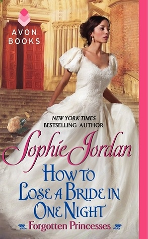 Guest Review: How to Lose a Bride in One Night by Sophie Jordan