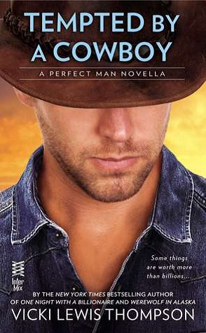 Guest Review: Tempted By A Cowboy by Vicki Lewis Thompson