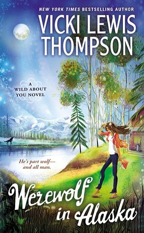 Guest Review: Werewolf in Alaska by Vicki Lewis Thompson