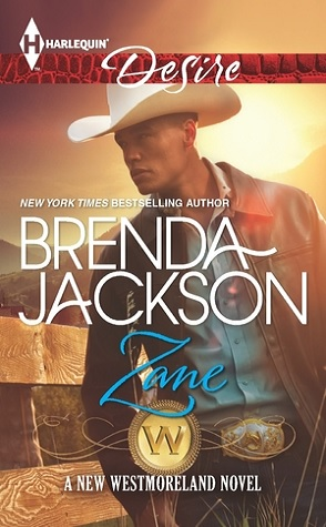 Guest Review: Zane by Brenda Jackson