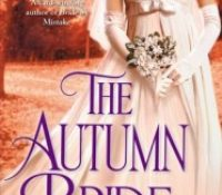 Guest Review: The Autumn Bride by Anne Gracie.