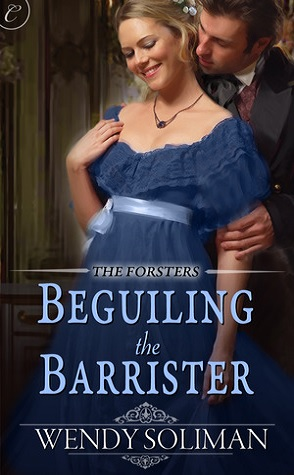 Guest Review:  Beguiling the Barrister by Wendy Soliman