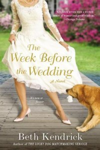 Guest Review: The Week Before the Wedding by Beth Kendrick