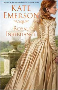 Guest Review: Royal Inheritance by Kate Emerson