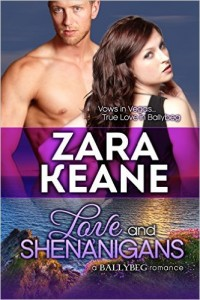 Guest Review: Love and Shenanigans by Zara Keane