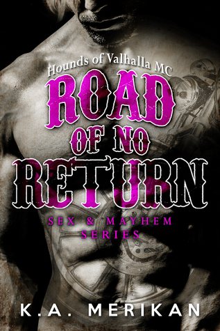 Guest Review: Road of No Return by KA Merikan