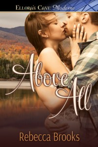 Guest Review: Above All by Rebecca Brooks