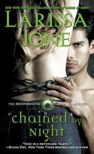 Guest Review: Chained by Night by Larissa Ione