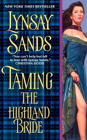 Throwback Thursday Review: Taming the Highland Bride by Lynsay Sands