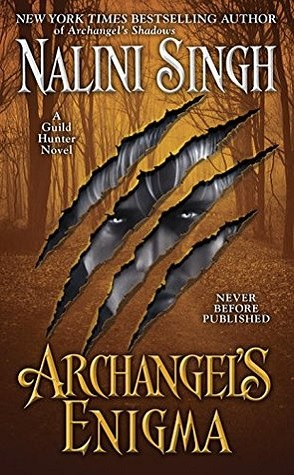 Guest Review: Archangel's Enigma by Nalini Singh