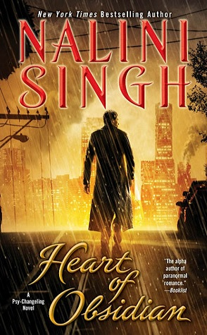 Sunday Spotlight: Heart of Obsidian by Nalini Singh x2