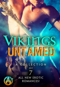 Guest Review: Vikings Untamed by Kate Pearce, Anne Marsh, Crystal Jordan, Zoe York, Holley Trent, Dayna Hart & Sela Carsen