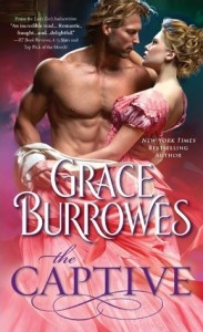 Guest Post: The Captive by Grace Burrowes
