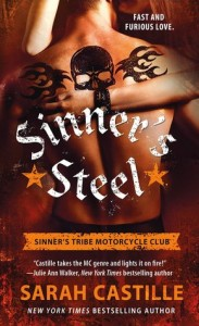 Guest Review: Sinner's Steel by Sarah Castille