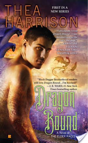 Joint Review: Dragon Bound by Thea Harrison
