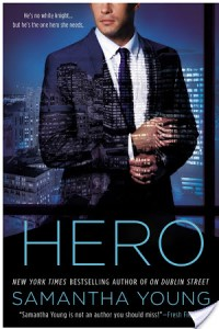 Guest Review: Hero by Samantha Young