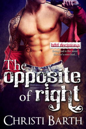 Review: The Opposite of Right by Christi Barth