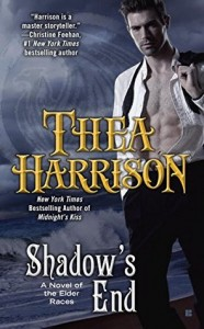 Guest Review: Shadow's End by Thea Harrison