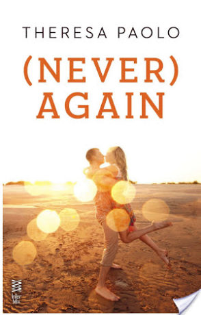 Lightning Review: (Never)Again by Theresa Paolo