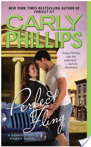 Review: Perfect Fling by Carly Phillips