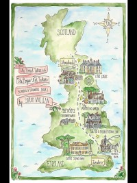 Map designed by Amy Solomon