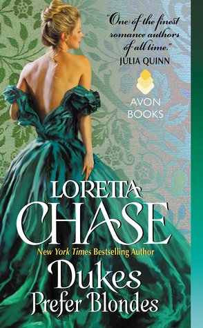 Review: Dukes Prefer Blondes by Loretta Chase
