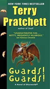 Guards, Guards! by Terry Pratchett