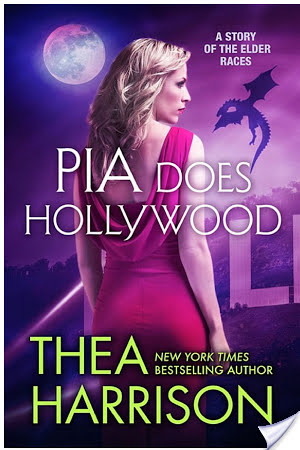 Review: Pia Does Hollywood by Thea Harrison