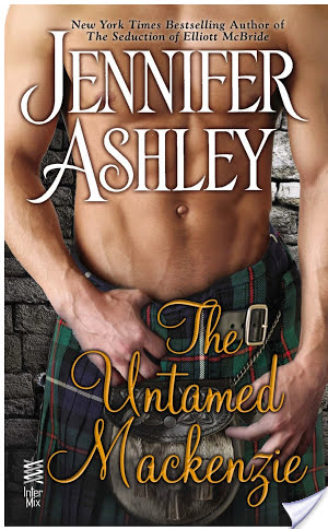 Review: The Untamed Mackenzie by Jennifer Ashley
