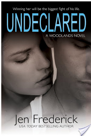 Lightning Review: Undeclared by Jen Frederick